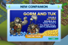 Lost Islands Monday: Gorm & Tuk Will Pump You Up